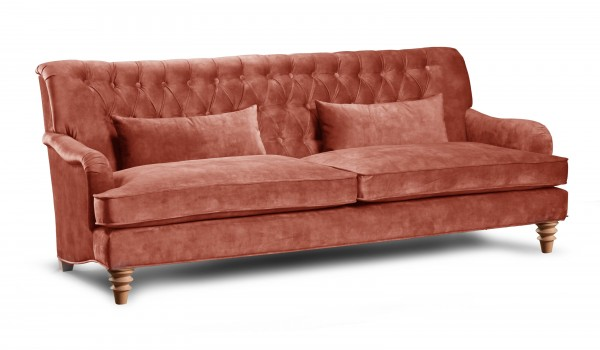 Godwin 3 Seater Chesterfield Sofa