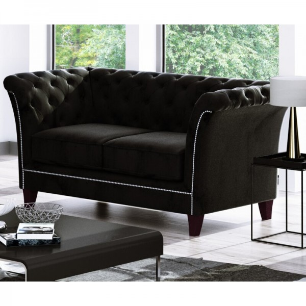 Legault 2 Seater Chesterfield Sofa