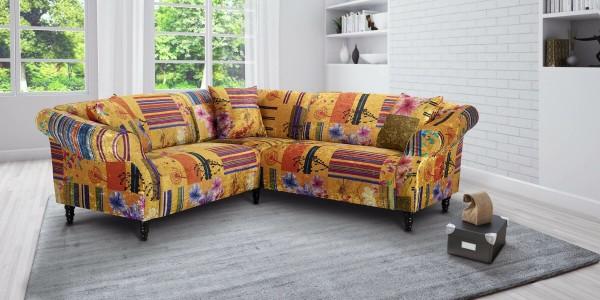 Redbridge Modular Corner Sofa