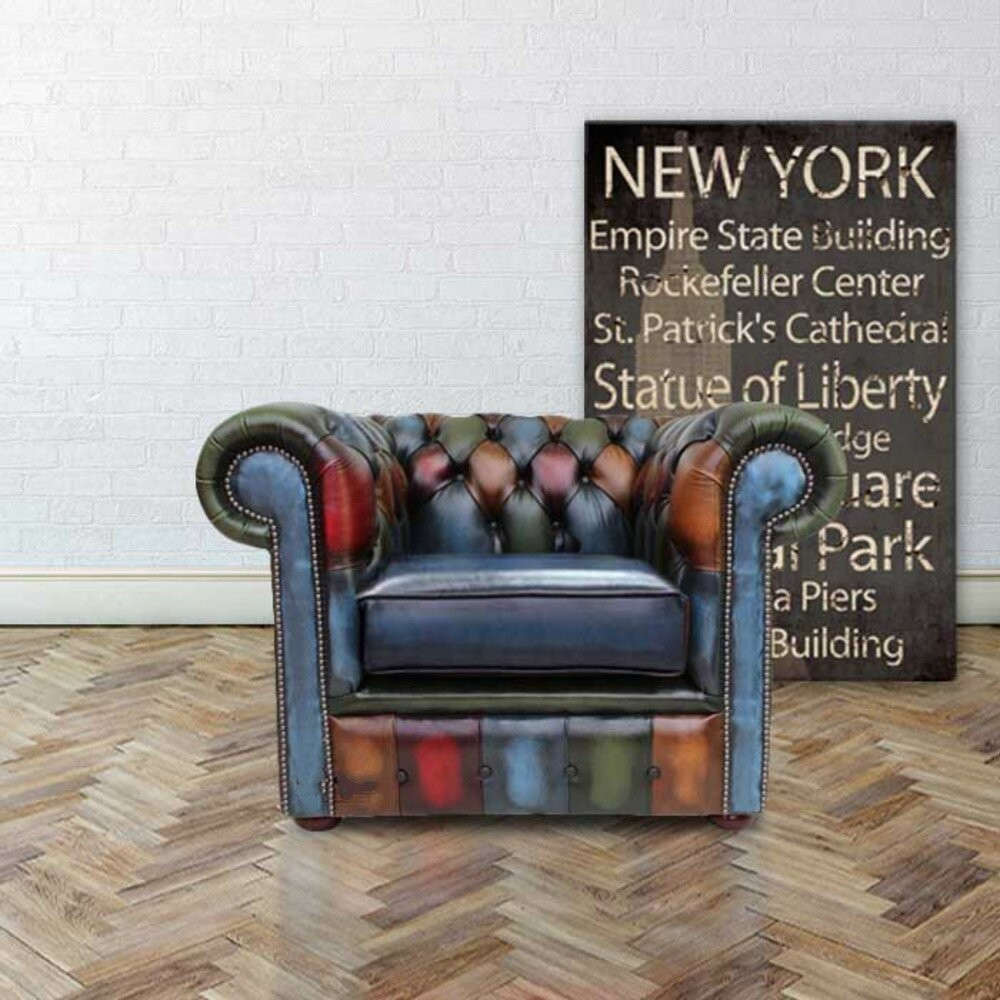 DuBois Chesterfield Chair