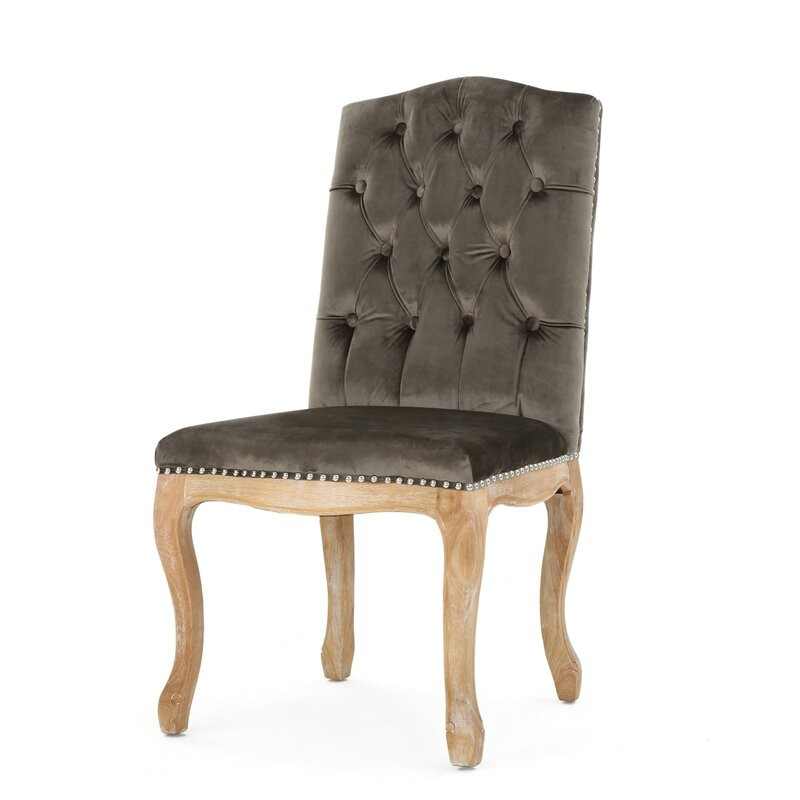 Paulk Upholstered Dining Chair (12 Available)