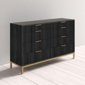 8 Drawer 157Cm W Double Dresser