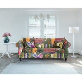 Darold 3 Seater Sofa