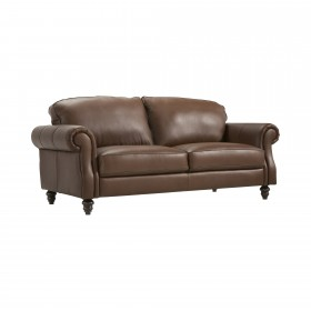 Watford Leather 2 Seater Sofa