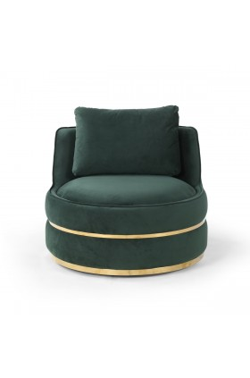 Alvaro Swivel Tub Chair