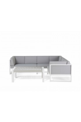 Backes 6 Seater Sofa Set - NEW