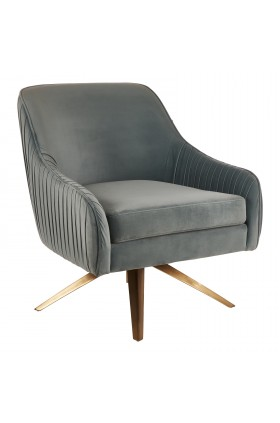Dowdy Swivel Armchair