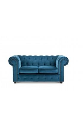 Jeffersonville 2 Seater Chesterfield Sofa