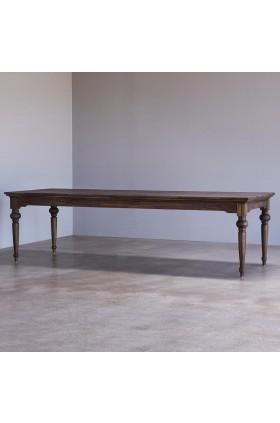 Miramare Teak Solid Wood Dining Table