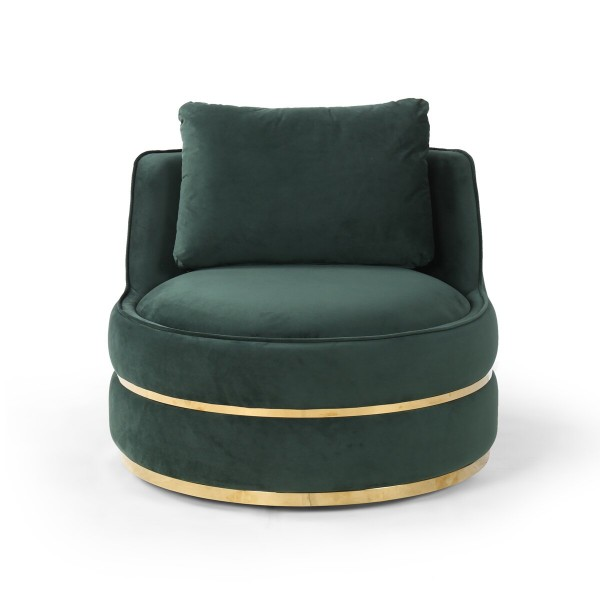 Alvaro Swivel Tub Chair