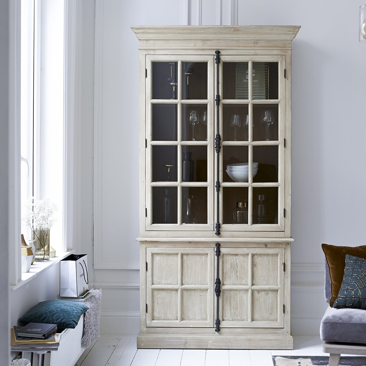 Esther Display Cabinet