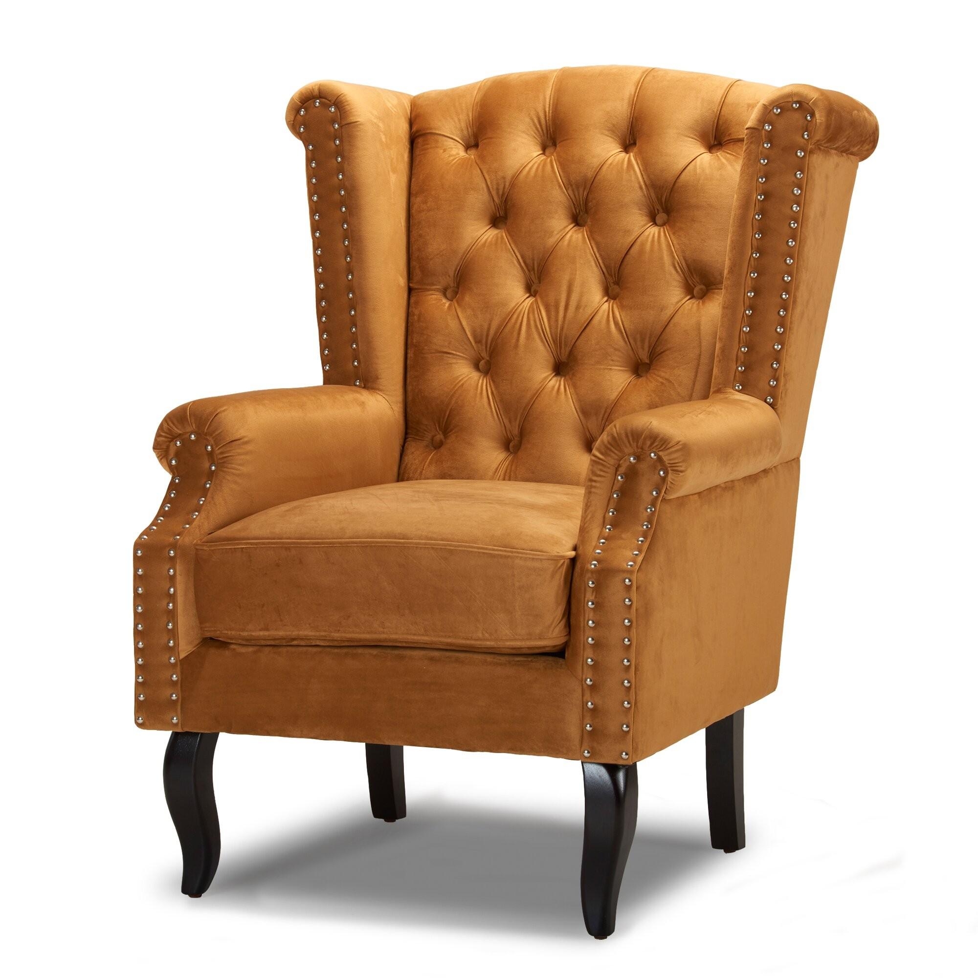 Hayden Wingback Chair
