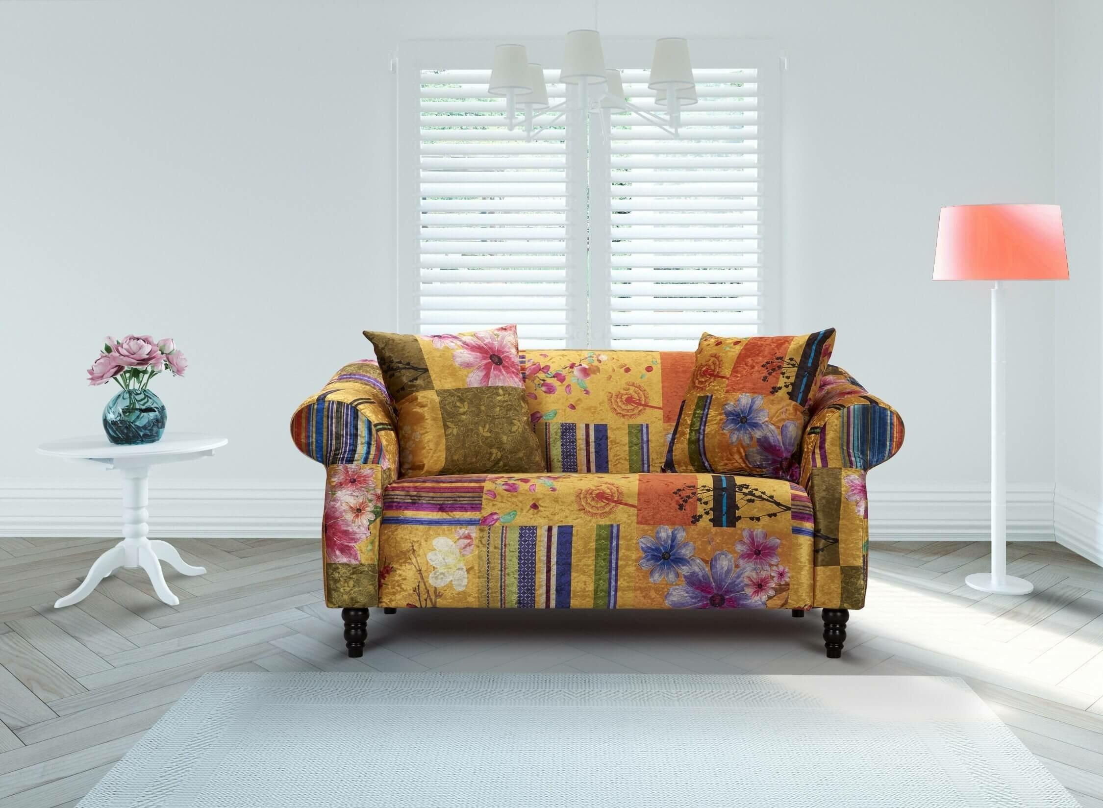 Waymon 2 Seater Sofa